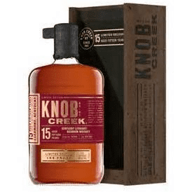 KNOB CREEK 15 YEAR 750Ml
