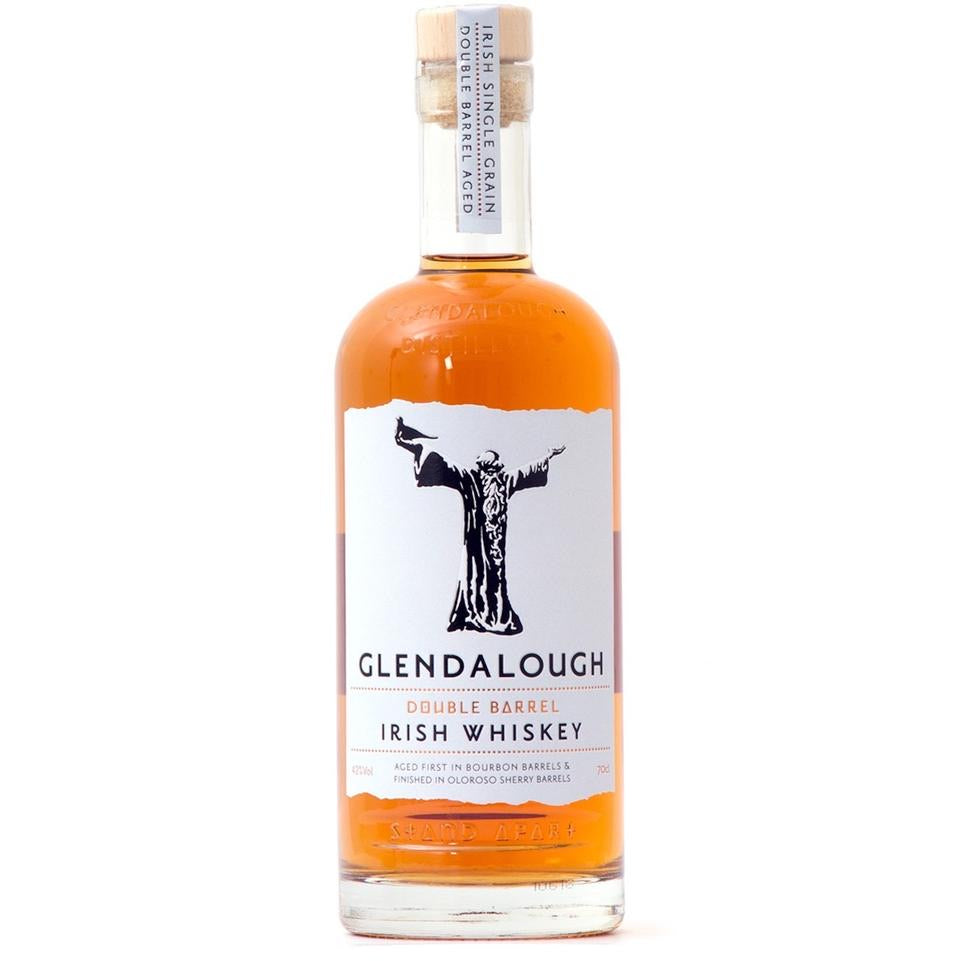 GLENDALOUGH DOUBLE BARREL 750ML