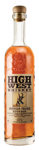 HIGH WEST AMERICAN PRAIRE BOURBON 750ML