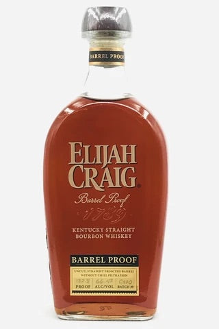 ELIJAH CRAIG BARREL PROOF 12 YR C920