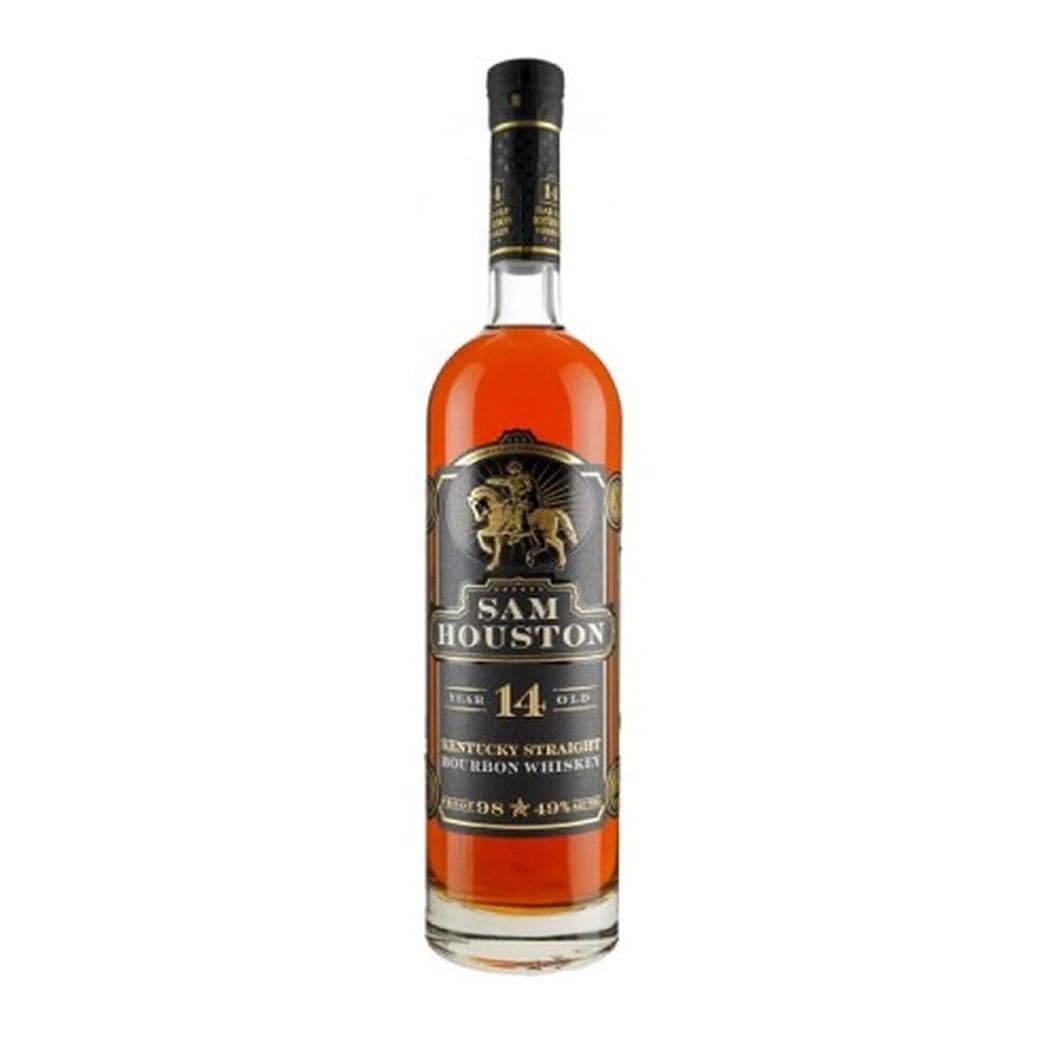 SAM HOUSTON 14 YEAR 750ML