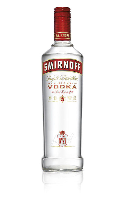 SMIRNOFF VODKA NO 21 750ML