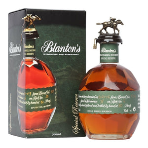 BLANTON'S GREEN LABEL 750ML