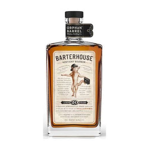 ORPHAN BARREL BARTERHOUSE 750ML