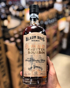 BLAUM BROS 12 YEAR BOURBON 750ML