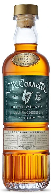 MCCONNELL'S IRISH WHISKEY 750ml
