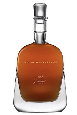 WOODFORD RESERVE BACCARAT EDITION 750 ML