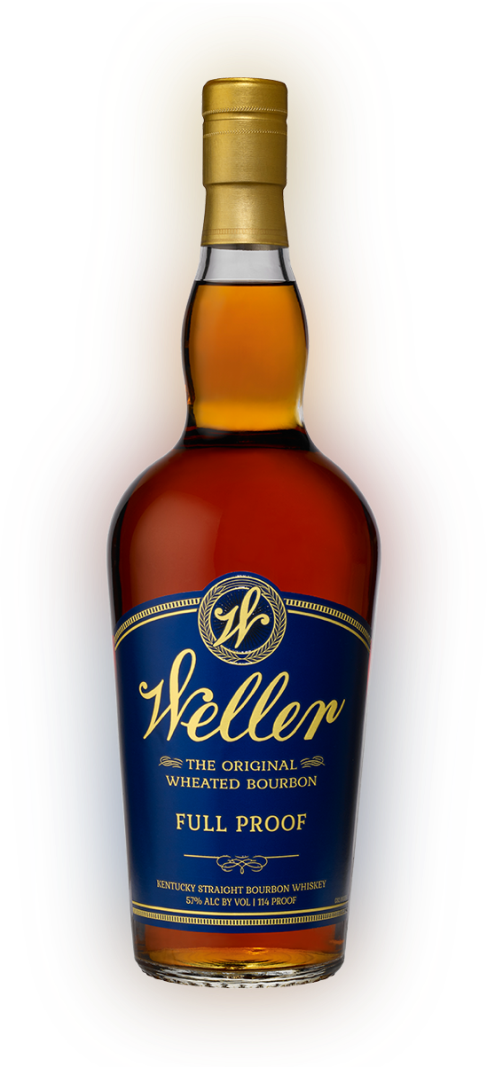 WELLER FULL PROOF 750ML