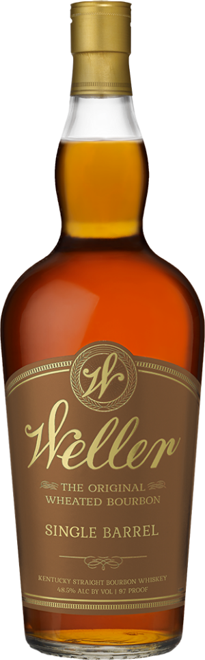 W.L WELLER SINGLE BARREL 750ML