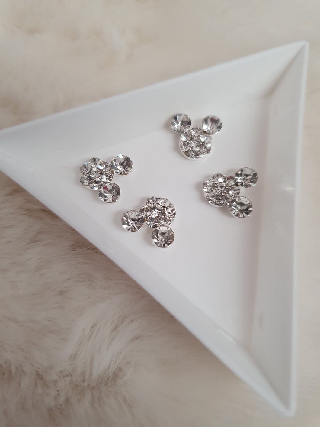 Crystal Mickey Mouse Cluster