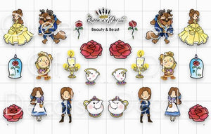 88. Fairytale Collection BEAUTY & BEAST