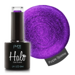 Halo Purple Sparkle