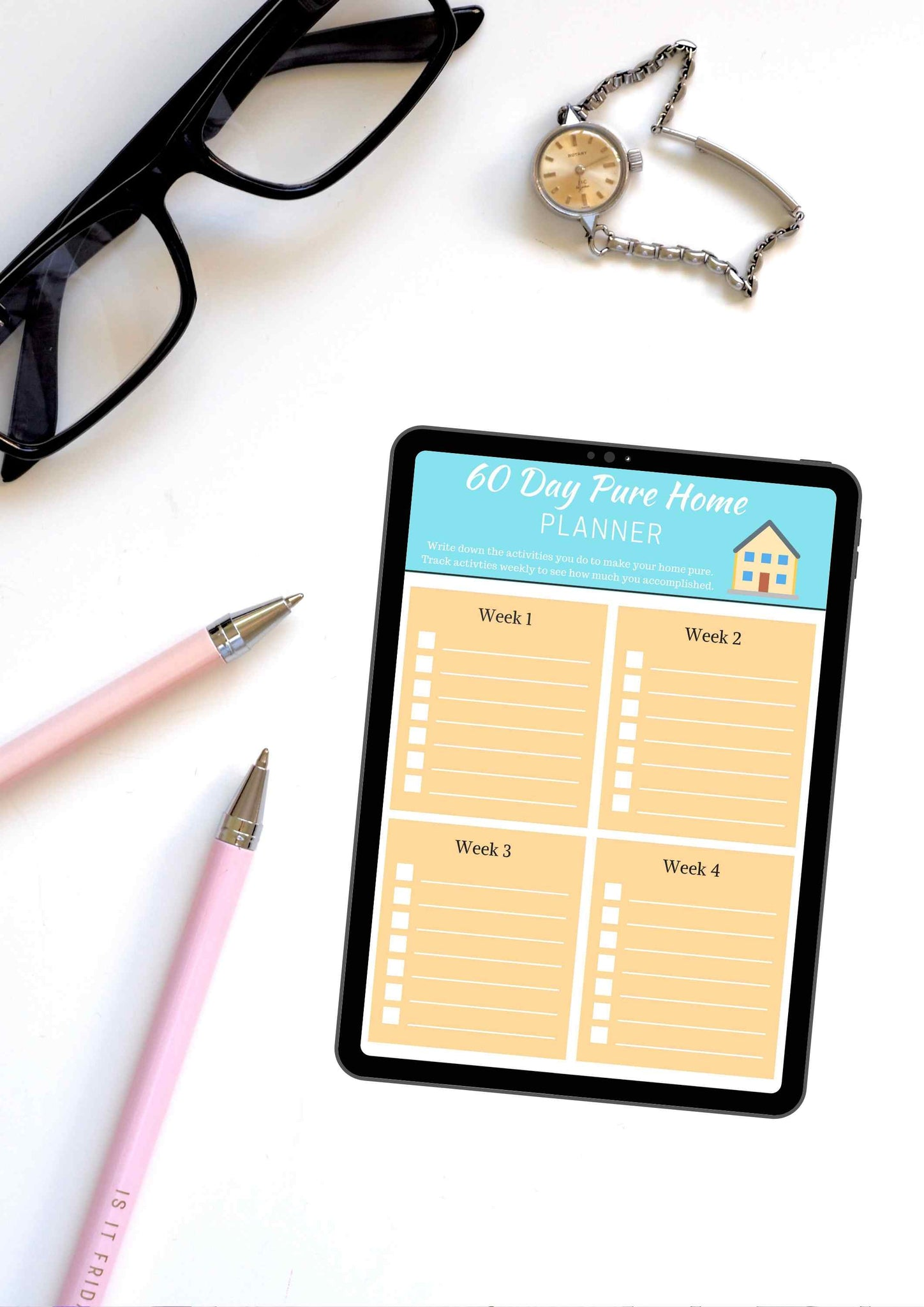 Pure Home Planner