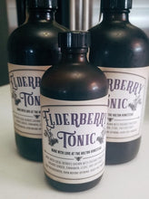Load image into Gallery viewer, Elderberry Tonic