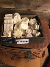 Load image into Gallery viewer, Honey & Lavender Goat Milk Soap