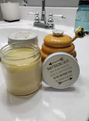 Honey Healing Salve