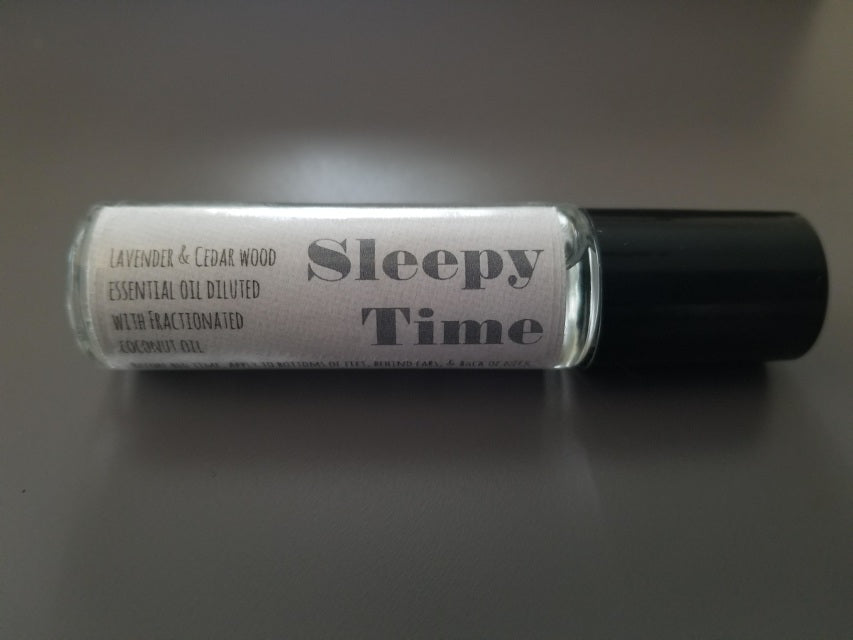 Sleepy Time Essential Oil Roller