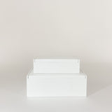Halia Box, Designer White