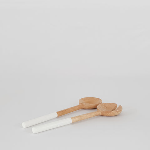 Traditional Salad Server Set