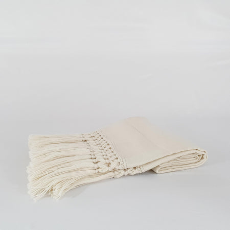 Baby Alpaca Throw - KM Home