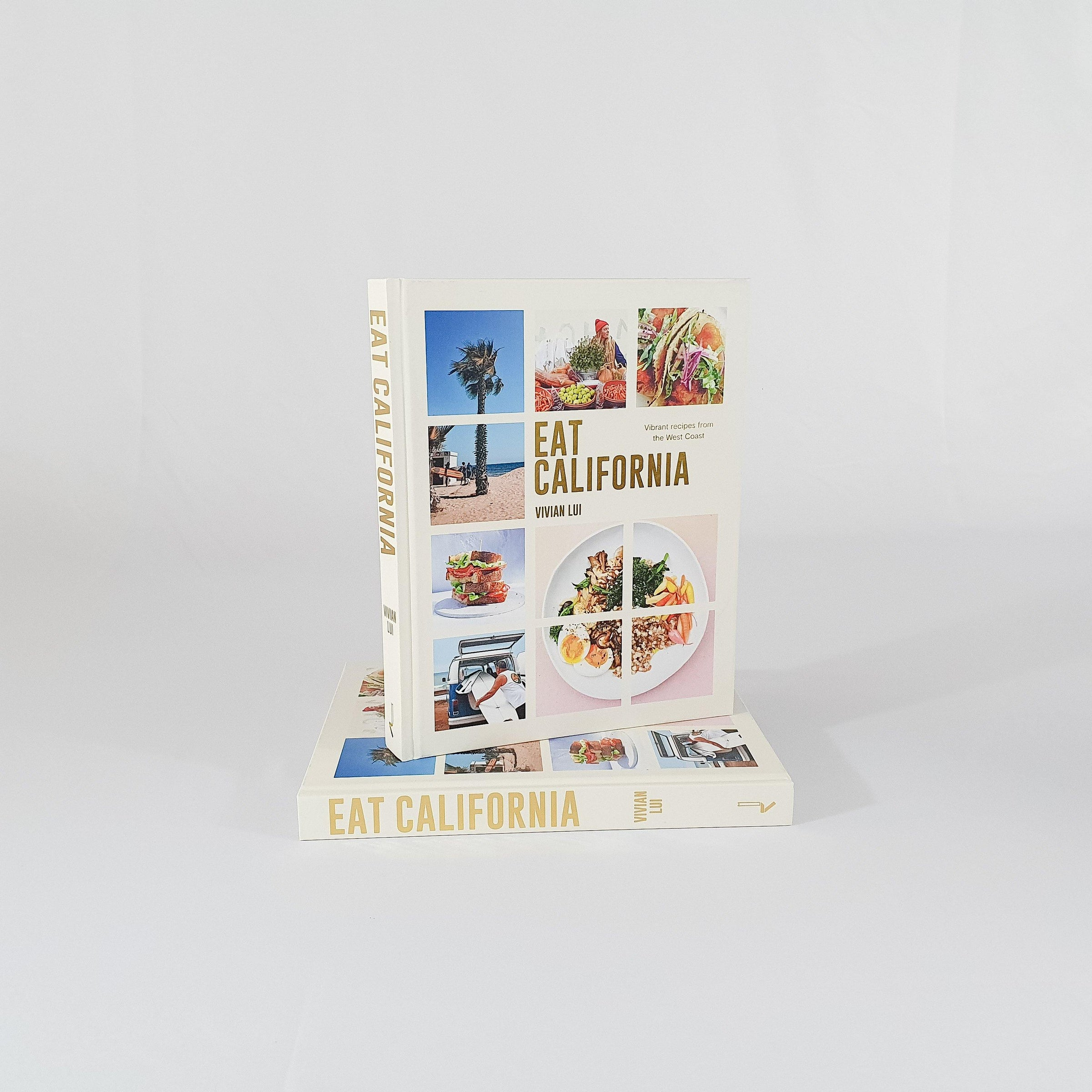 Eat California Book - KM Home