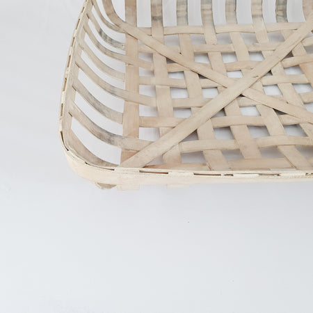 Large Open Basket Tray