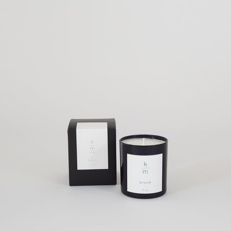 KM Home Candle, Bloom