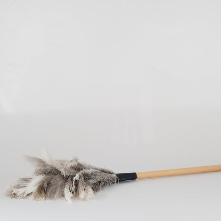 Large Feather Duster with Beech Handle - KM Home