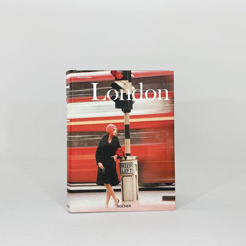 London, Portrait of a City book