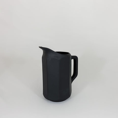 Black Still Life Pitcher No. 2