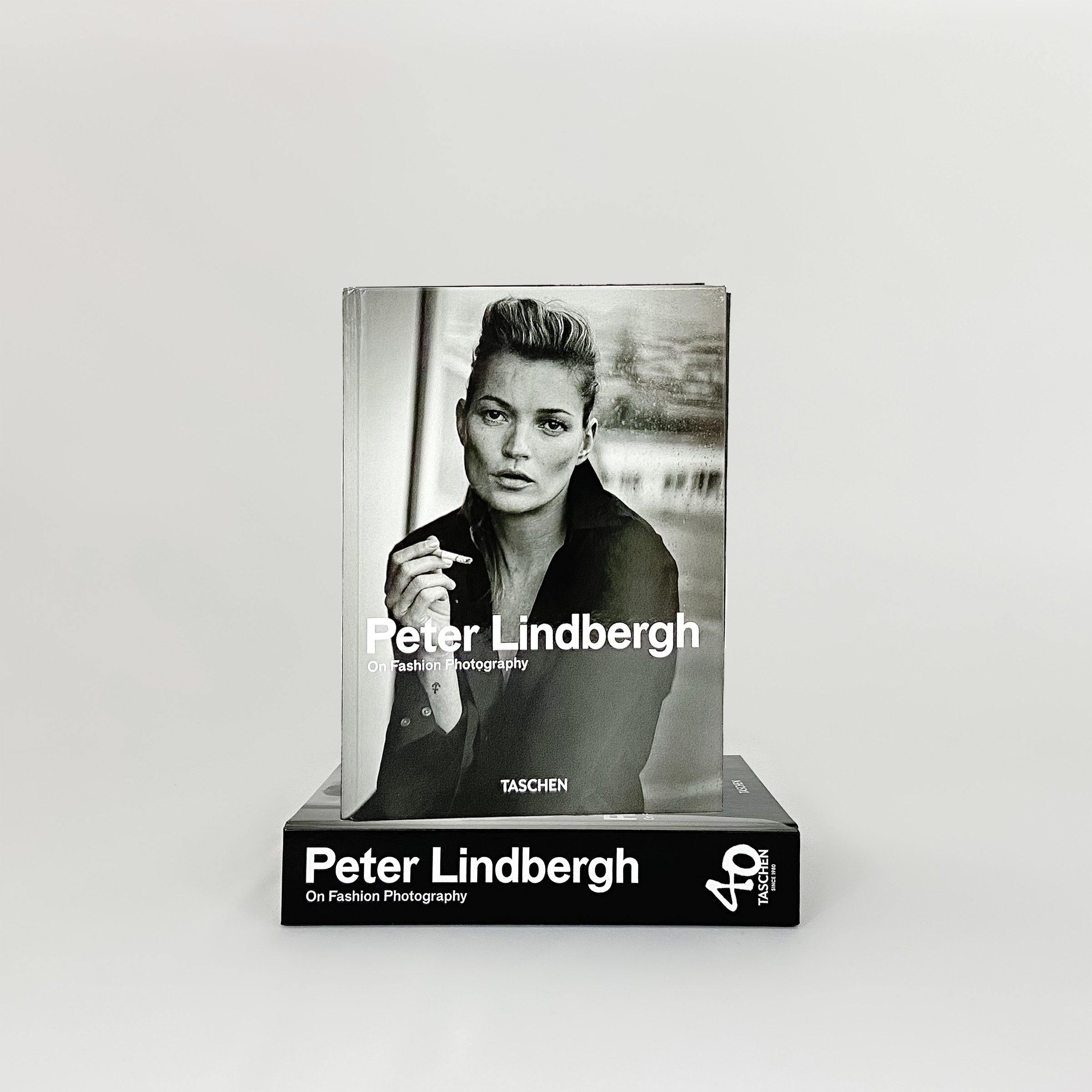 Peter Lindbergh On Fashion Photography, book