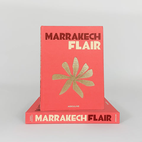 Marrakech Flair, Book