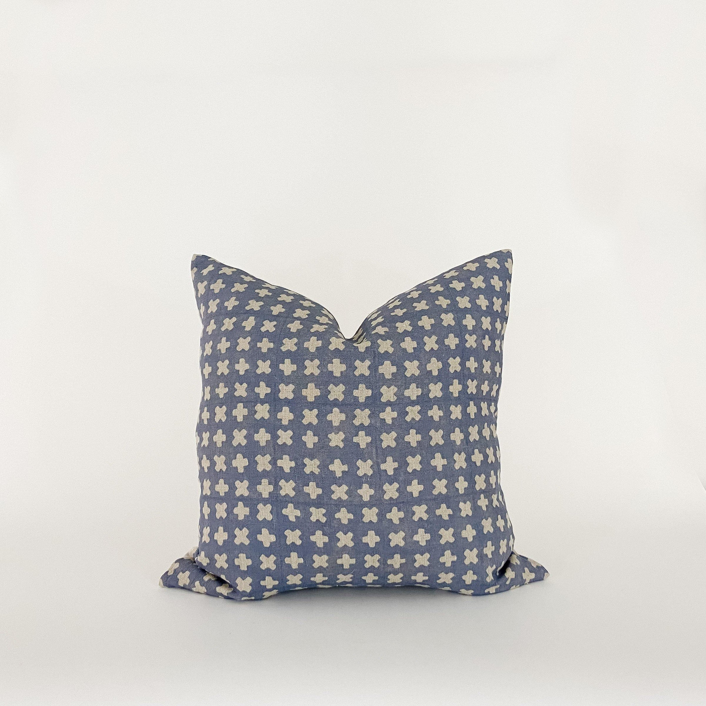 Bastideaux Pillow, Lapis - KM Home