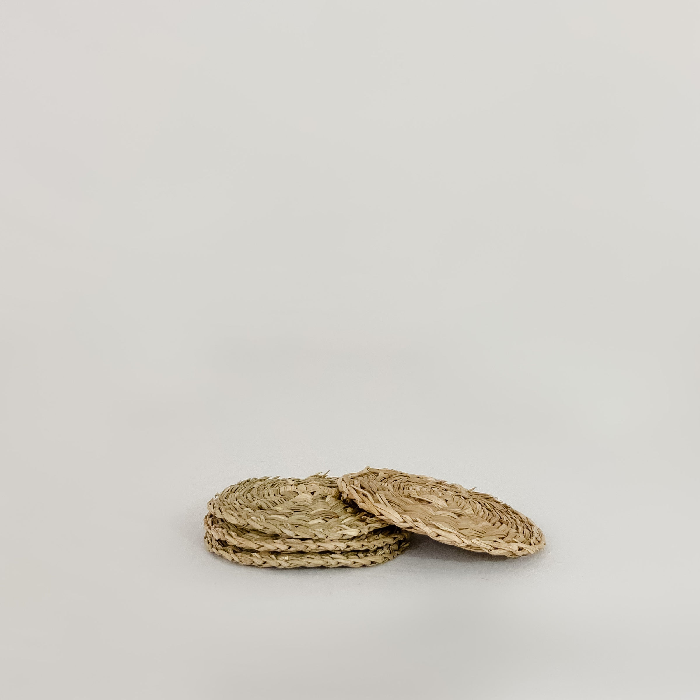 Seagrass Coasters