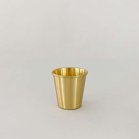 Brass Cup - KM Home