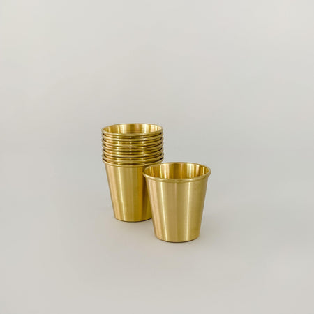Brass Cup