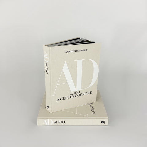 AD at 100 Book