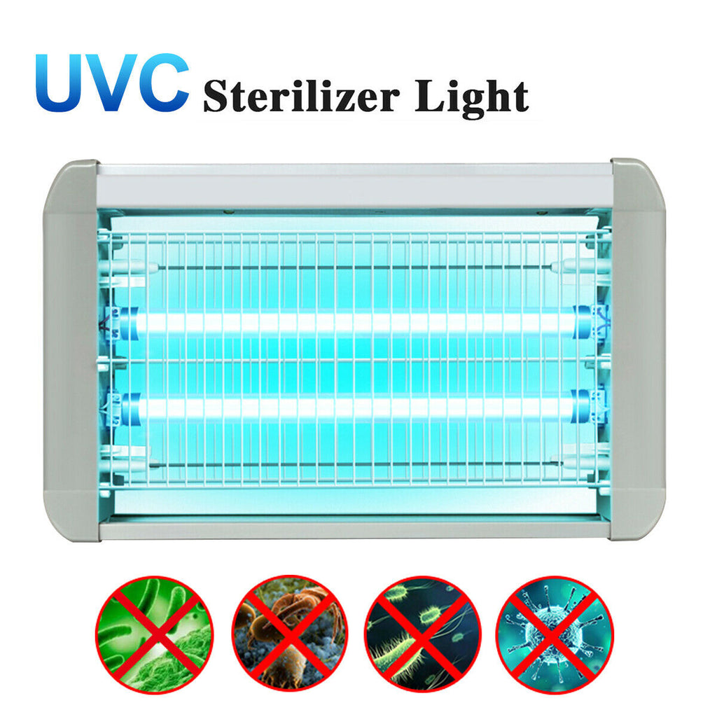 UV Disinfection Light Ultraviolet Germicidal Ozone Lamp Hanging Ceiling