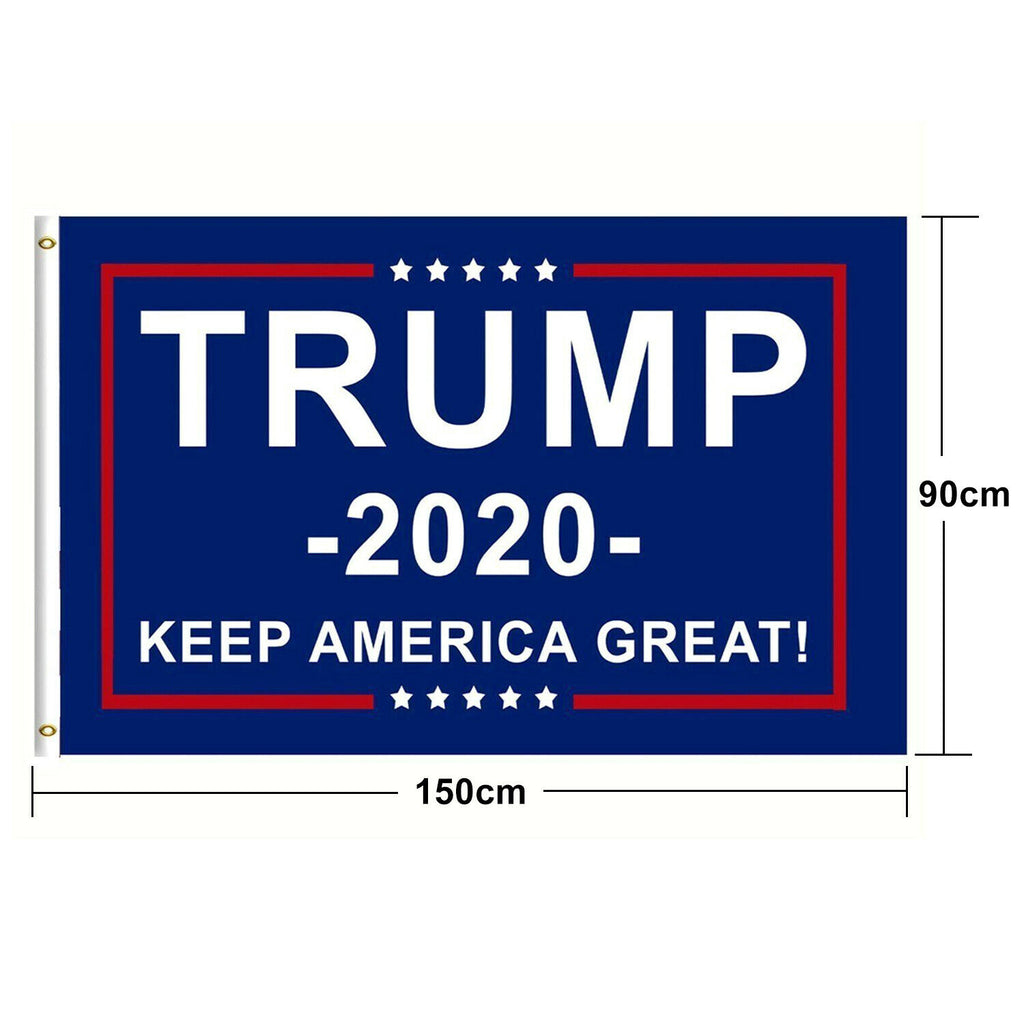 Trump 2020 Keep America Great President Donald MAGA 3x5 Ft Flag