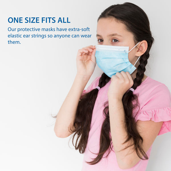 Aksoft Non Medical Disposable Protective Face Mask
