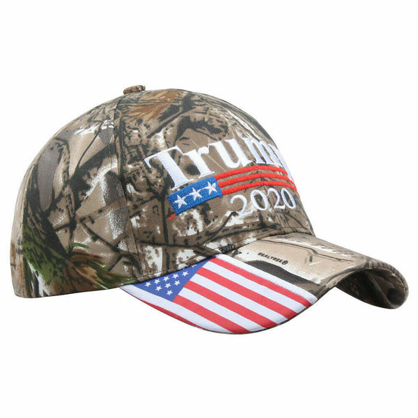 Trump 2020 Hat Digital Camo Keep America Great KAG Make America Great Again