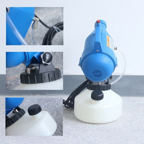 Electric Disinfectant Fogger Machine ULV 4.5 L Sanitizer Sprayer Machine