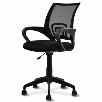 Ergonomic Office Chair Executive Swivel Black Computer Home Desk