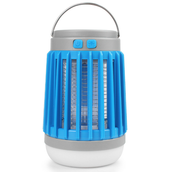 LED Electric Solar Mosquito Killer Fly Bug Zapper Lamp Bug insect killer Pest Repeller