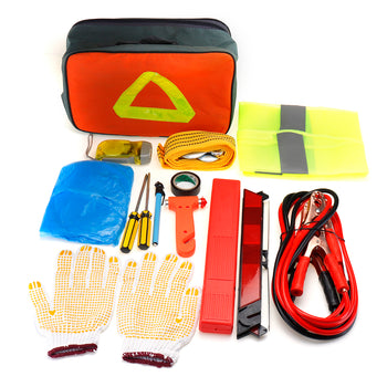 Car Emergency Kit Portable Auto Set Car Tool Bag