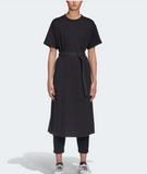 Y-3 TAILORED TEE DRESS