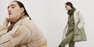 Reversible Shearling Combo Quilt - Story of the Style | Marfa Stance