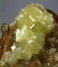 Load image into Gallery viewer, Adamite from Ojuela Mine, Mapami, Durango, Mexico