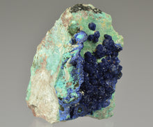 Load image into Gallery viewer, Azurite from Morenci Mine, Morenci, Arizona, USA