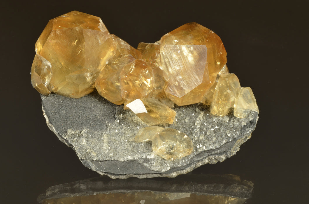 Calcite from Tonglushan-Mine-Hubei-Province-China